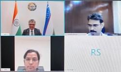 همکاری اقتصادی محور گفتوگوی مقامات ازبکستان و هند