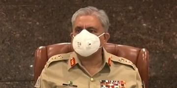 فرمانده ارتش پاکستان خواهان آغاز فوری مذاکرات بینالافغانی شد