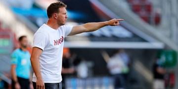 ناگلس مان درباره تیم همکارانش در مونیخ تصمیم می گیرد