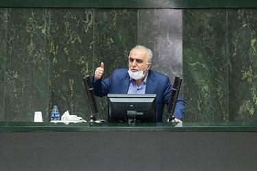 سخنرانی فرهاد دژپسند وزیر امور اقتصادی و دارایی در مجلس شورای اسلامی