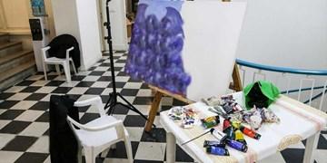 فعالیت ۱۰ آموزشگاه آزاد هنری در تویسرکان/ برپایی نمایشگاه نقاشی