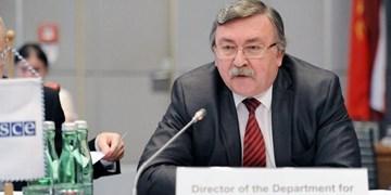 اولیانوف در واکنش به تصمیم اروپا: عقل سلیم غالب شد/ اکنون فضا برای دیپلماسی وجود دارد