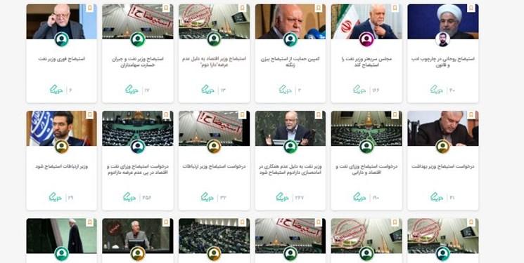 فارس من | پیگیری مطالبات مردمی در قبال پاسخگو بودن دولت در فضای آرامتر