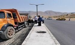 احداث بلوار بی بی حکیمه  از درآمد داخلی شهرداری دوگنبدان