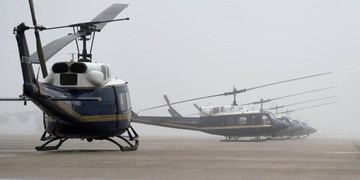 تیراندازی به سوی بالگرد نیروی هوایی آمریکا در ویرجینیا؛ جراحت خدمه