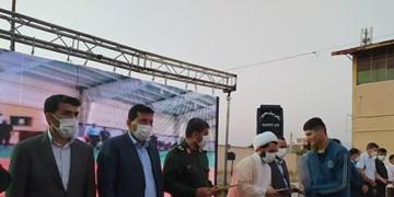 هندبال فرازبام دهدشت نیازمند حمایت مسؤولان استانی است