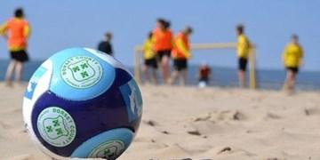 زمان برگزاری نیمهنهایی فوتبال ساحلی کشور اعلام شد