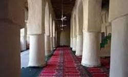 پایان دومین فصل از مرمت مسجد جامع سرجو