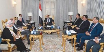 دیدار «گریفیتس» با مقامات دولت مستعفی یمن و «عادل الجبیر» در ریاض