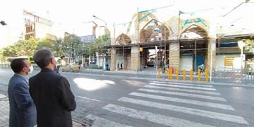 فصل دوم مرمت و احیای بازار تاریخی سرشور مشهد آغاز میشود