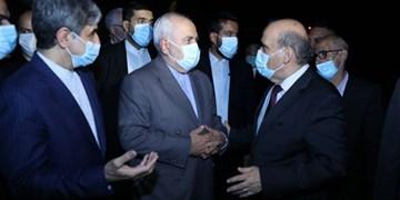 ظریف: هیچ طرف خارجی نباید از فاجعه لبنان سو استفاده کند