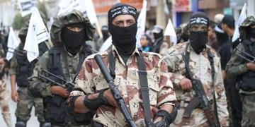 شکار کوادکوپتر ارتش صهیونیستی در آسمان غزه