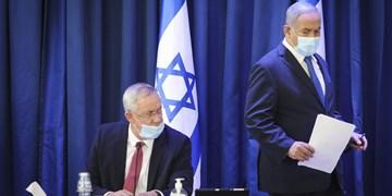 نتانیاهو توافق با امارات را از گانتز و حزب آبیوسفید مخفی کرده بود