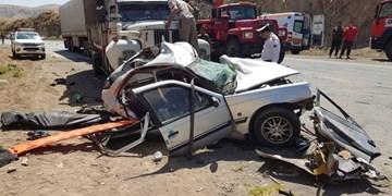 7 مصدوم و کشته در 3 مورد سانحه رانندگی در محورهای مواصلاتی آذربایجان شرقی