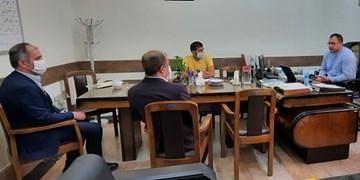 برگزاری جلسات ادواری معتمدی با انجمن های ورزشی ناشنوایان