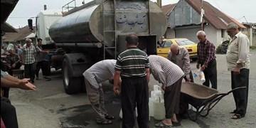 ۶ ماه بیآبی در روستای صدرمحله لنگرود/مردم چه گناهی کردند؟
