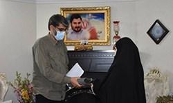 دیدار رئیس سازمان زندانهای کشور با خانواده قاضی شهید کریمی/بازدید سرزده از زندان گرگان