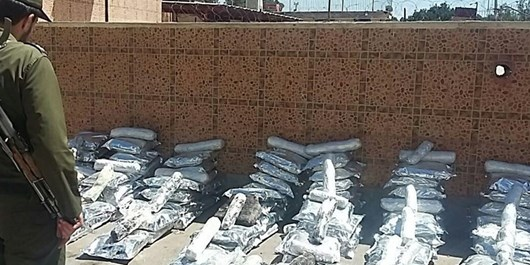 از کشف بیش از ۹۰ کیلوگرم تریاک تا احتکار یک هزار و ۲۶۰ تن ذرت در مازندران