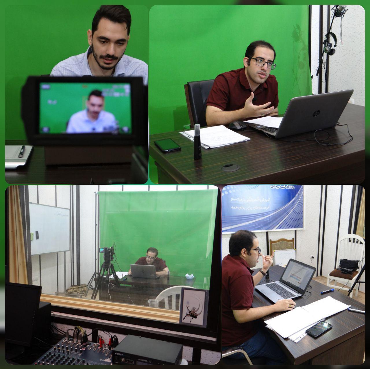 13990527000312 Test NewPhotoFree - اجرای طرح ملی «تدریس جهادی» در ایام شیوع کرونا از سوی بسیج دانشگاه شهید رجائی