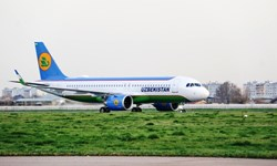 لغو پروازهای بینالمللی ازبکستان تا اول سپتامبر