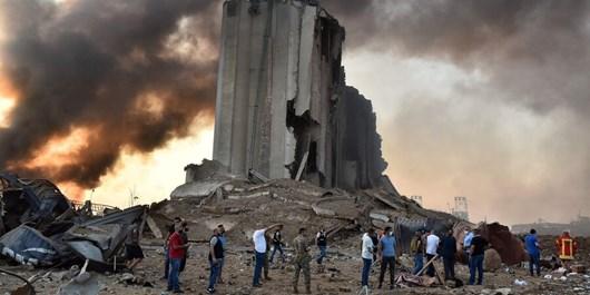 افبیآی: مدرکی مبنی بر عمدی بودن انفجار بیروت به دست نیامده است