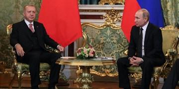 رؤسای جمهور ترکیه و روسیه درباره قرهباغ گفتوگو کردند