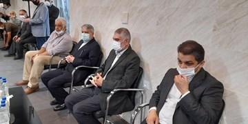 مراسم افتتاحیه سالن کشتی جهانبخت در غیاب وزیر ورزش برگزار شد