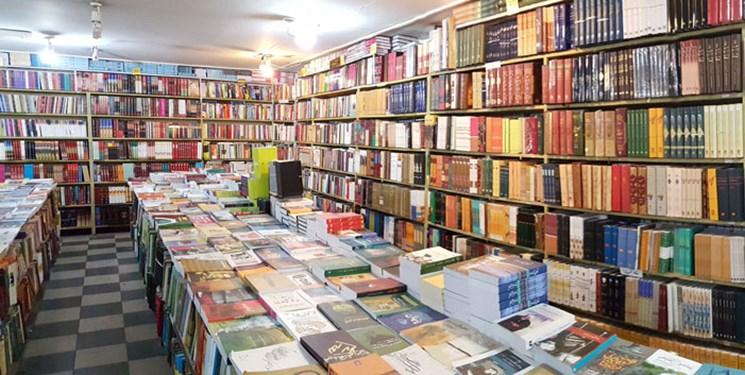 ثبت نام 860 کتابفروش در طرح بهارانه 1400 تا امروز