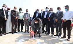 عملیات اجرایی مسجد خیرساز منطقه ویژه لامرد آغاز شد
