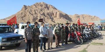 برگزاری رزمایش ضدعفونی مساجد در شاهرود/ ۱۰ هزار ماسک توزیع شد+ تصاویر