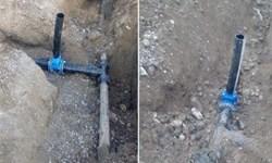 توسعه 1150 متر شبکه آب در هلیلان/ برخورداری ۶۹ خانوار روستایی از نعمت آب سالم