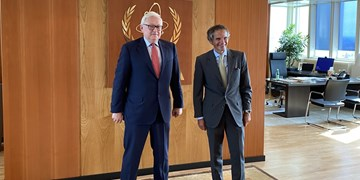دیدار معاون لاوروف با مدیر کل آژانس بینالمللی انرژی اتمی درباره ایران