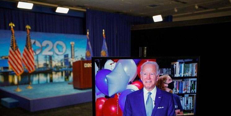 «جو بایدن» رسماً نامزد دموکراتها در انتخابات ریاستجمهوری آمریکا شد