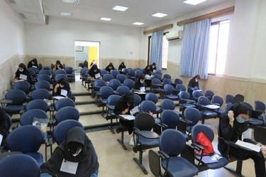 کنکور سراسری در دانشگاه سمنان
