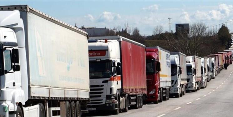 صادرات بیش از 571 هزار تنی کالا از گمرکات آذربایجان غربی