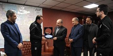 بسیج دانشگاه امام صادق(ع) خواستار روشنگری سهم وزیر ورزش و دلالان در قرارداد ویلموتس شد