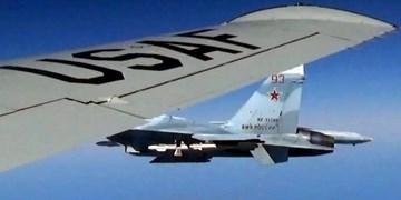 روسیه از رهگیری یک هواپیمای جاسوسی آمریکا خبر داد