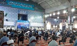 فیلم| گردهمایی فعالین فرهنگی مراسمات محرم کلانشهر اهواز