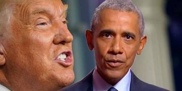 اوباما: ترامپ از ریاست جمهوری به عنوان «شوی تلویزیونی» استفاده می کند