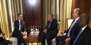 گفتوگوی وزرای خارجه مصر و ایتالیا درباره آینده «خلیفه حفتر»