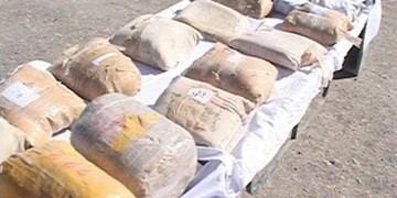 کشف بیش از نیم تن موادمخدر در مرزهای سیستان و بلوچستان