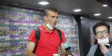حسینی: امیدوارم مقابل سایپا نتیجه خوبی کسب کنیم/ برای بازی با استقلال زمان داریم
