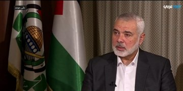 هنیه: مقاومت دنبال ایجاد ائتلاف منطقهای در برابر تهدیدها علیه فلسطین است