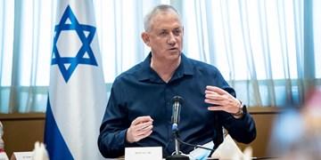درخواست وزیر جنگ صهیونیستی از حماس برای حفظ آرامش