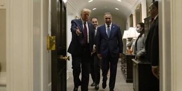 انتقادات شدید به کارنامه سفر نخستوزیر عراق به واشنگتن
