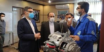 محصولات ایران خودرو با قوای محرکه جدید به بازار میآید