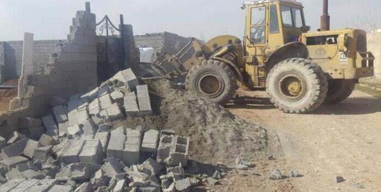 تخریب خانهها در روستاهای اهواز کذب است