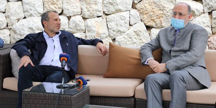 «جبران باسیل»: محاصره لبنان منجر به فروپاشی نظام اقتصادی آن شد