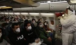 انتقاد مسافران از نبود فاصلهگذاری در پروازها/ ضرورت ورود ستاد ملی مقابله با کرونا برای تدوین مقررات