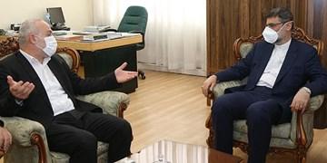 ناصر ابوشریف در دیدار نایبرئیس مجلس: عادیسازی روابط امارات و اسرائیل خیانت به اسلام است